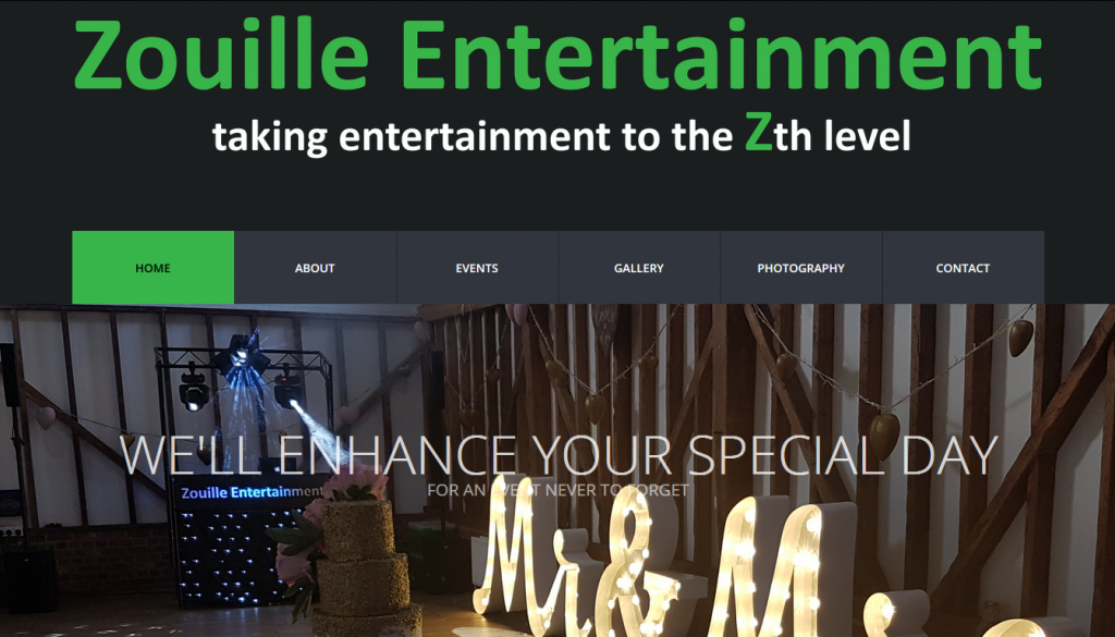 Zouille Entertainment