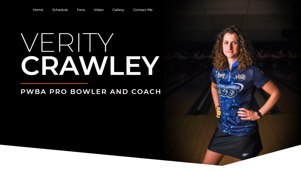 Verity Crawley - PWBA Profwssional Bowler and Coach